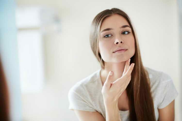 массаж лица в домашних условиях эффект