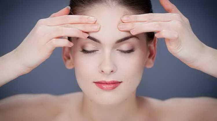 массаж шиацу для лица видео