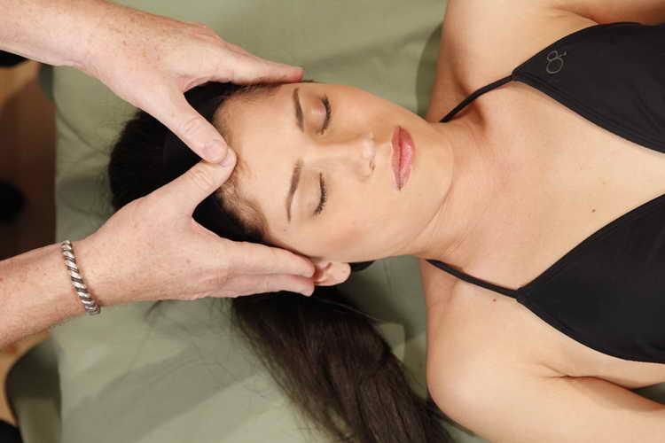 точечный массаж результат