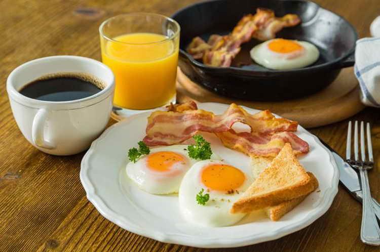 пп завтраки для похудения рецепты