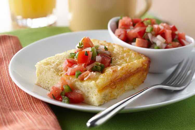 диетический завтрак для похудения рецепты