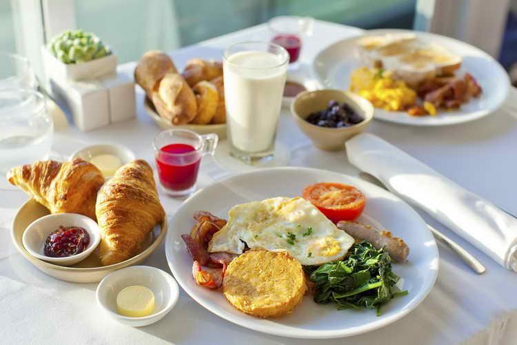 что можно есть на завтрак при похудении