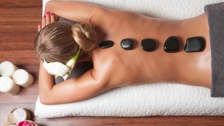 спа процедуры массаж